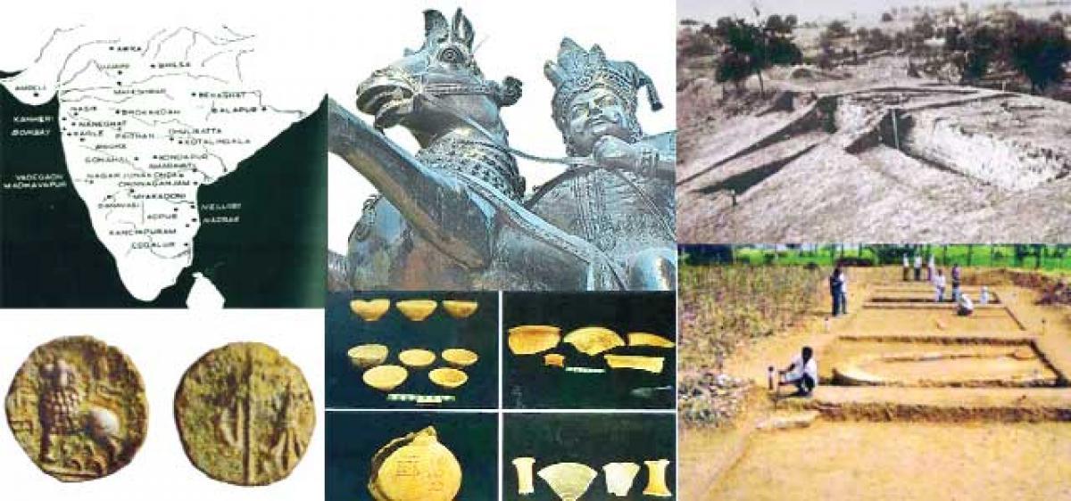 Kotalingala: The First Capital of Telugu People