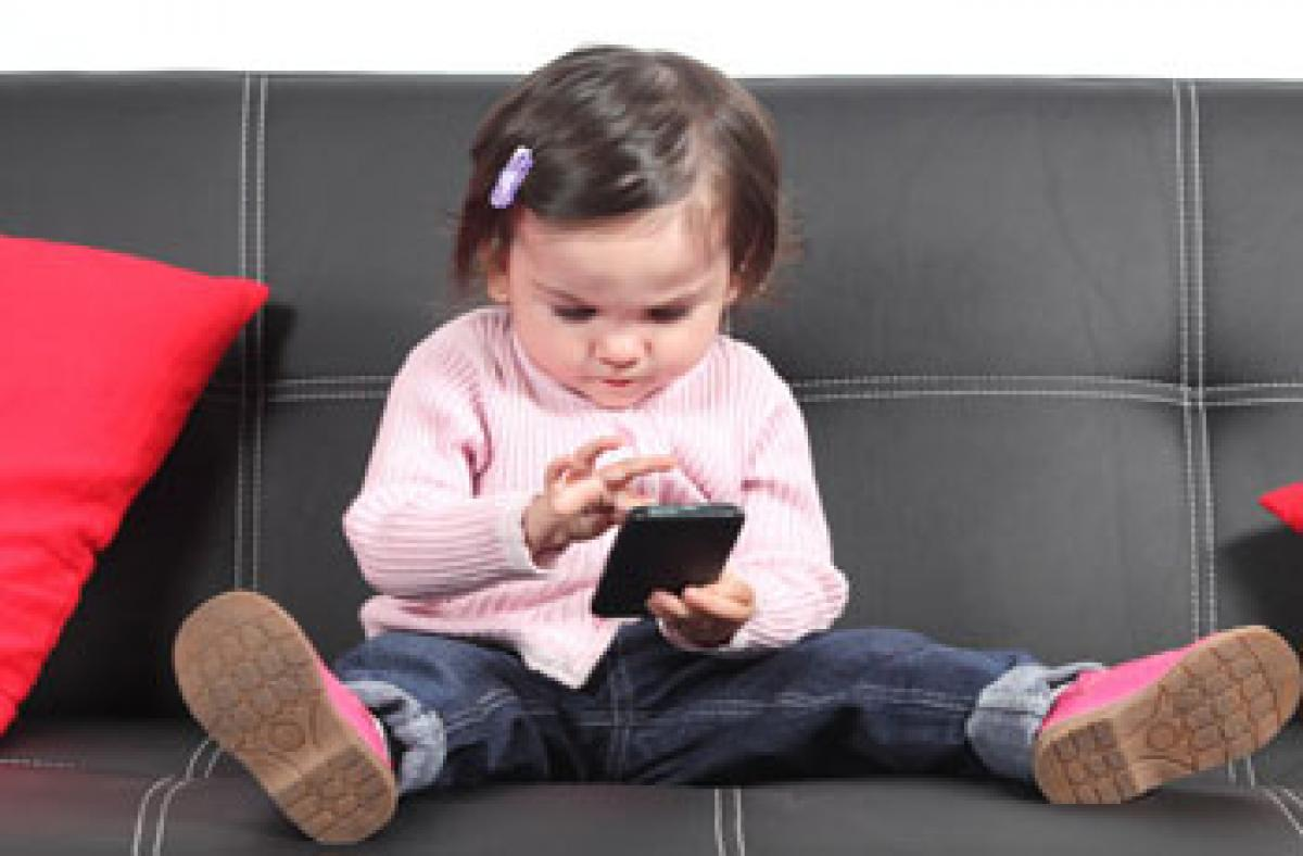 Your toddler is already a tech pro: Study