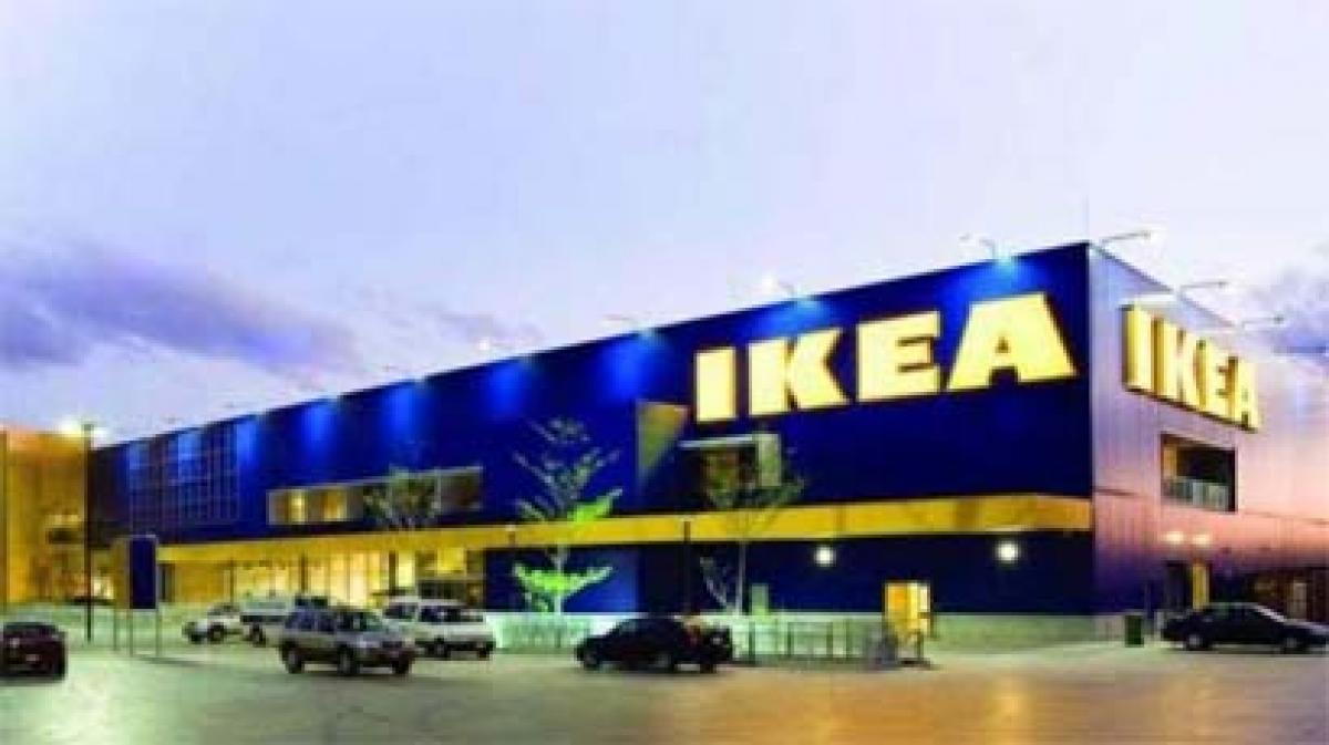 IKEA to open first India store at Hyderabad in 2017
