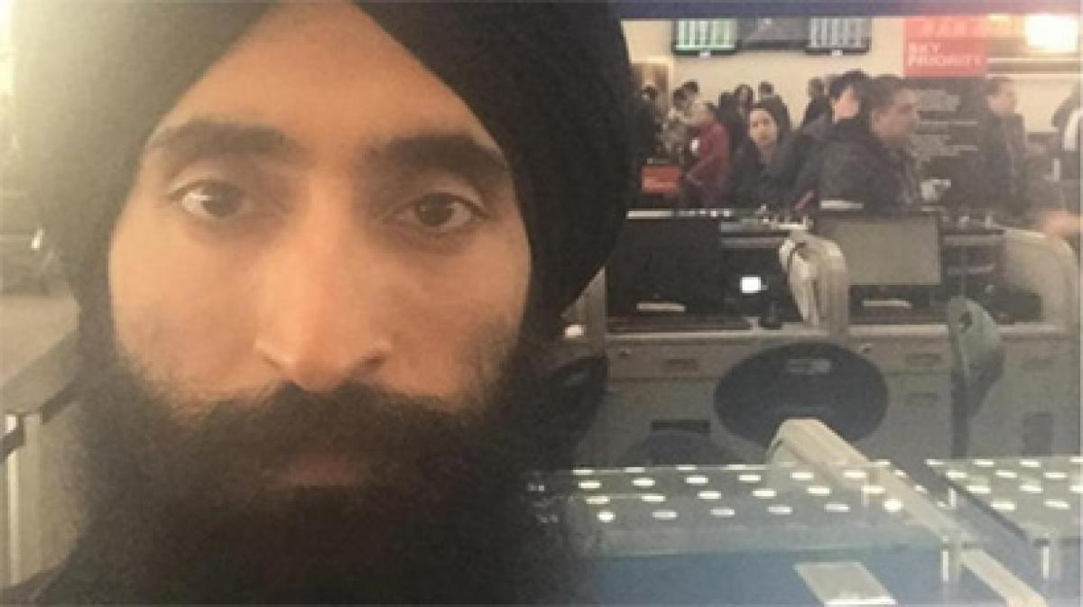 Indian American designer barred entry into flight over turban