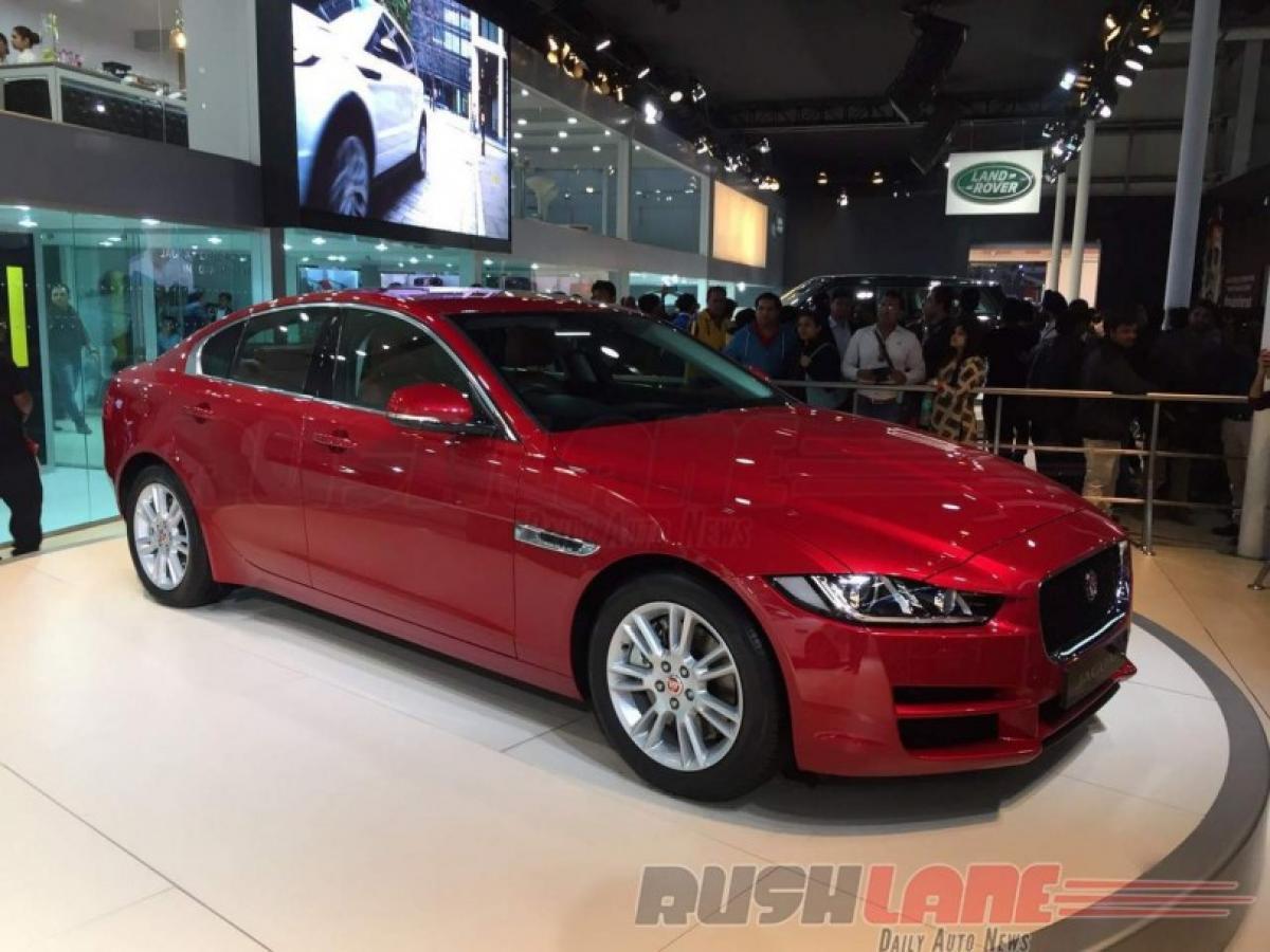 Air emitted from Jaguar car cleaner than Delhi air