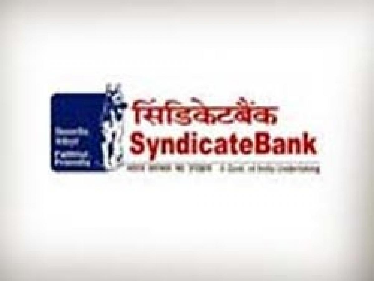 Syndicate Bank Q2 net at 332 cr
