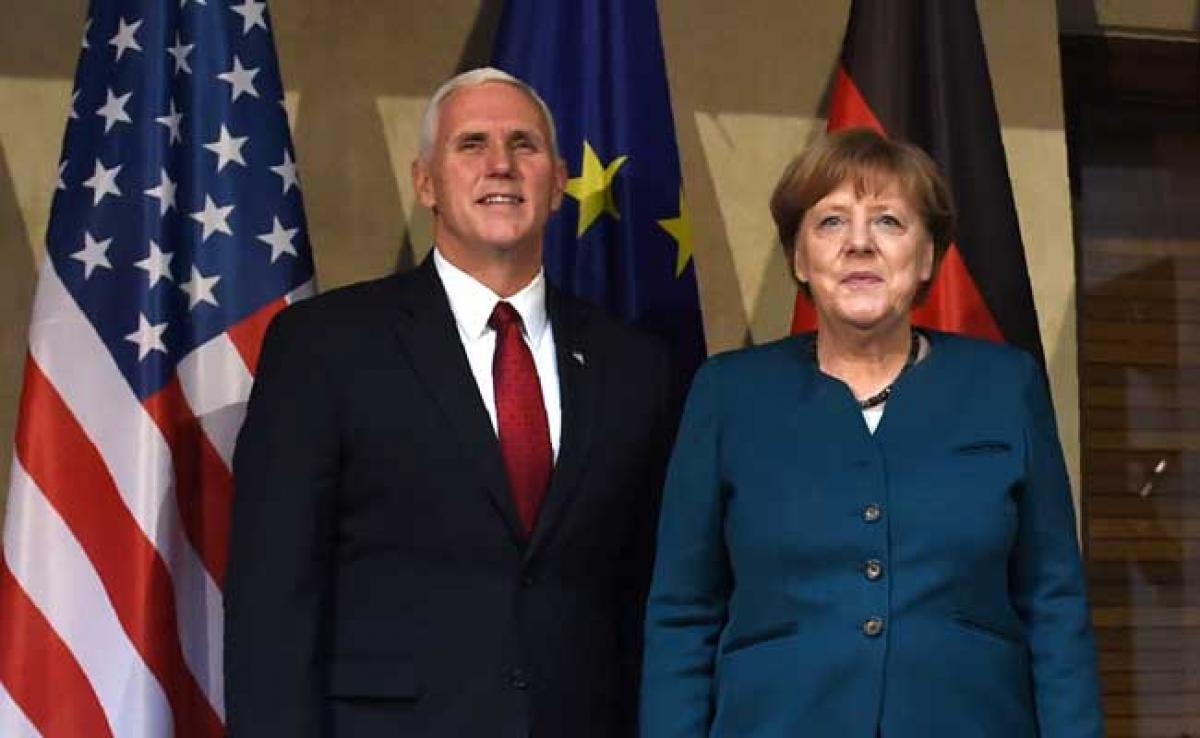 US Vice-President Mike Pence tells Europe: US Will Always Be Your Greatest Ally