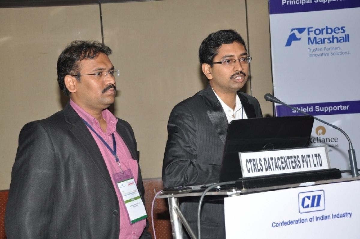 CtrlS wins The Prestigious Energy Efficient Unit Award