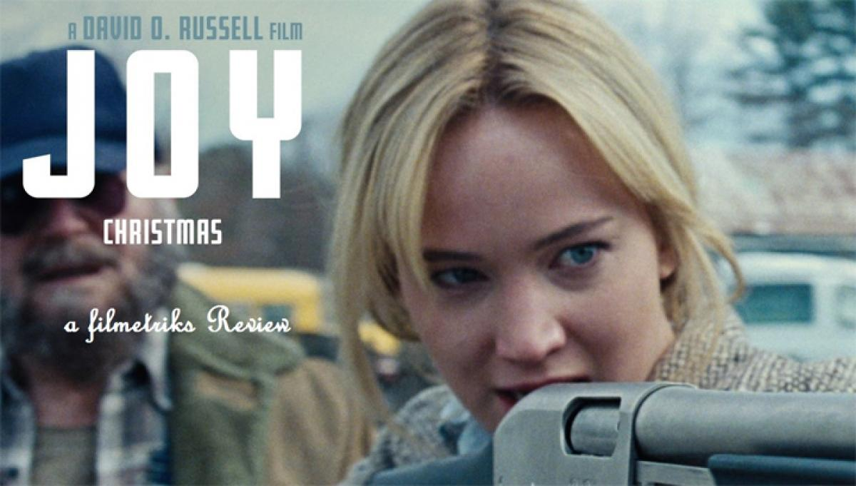 Movie Review, Rating: Joy