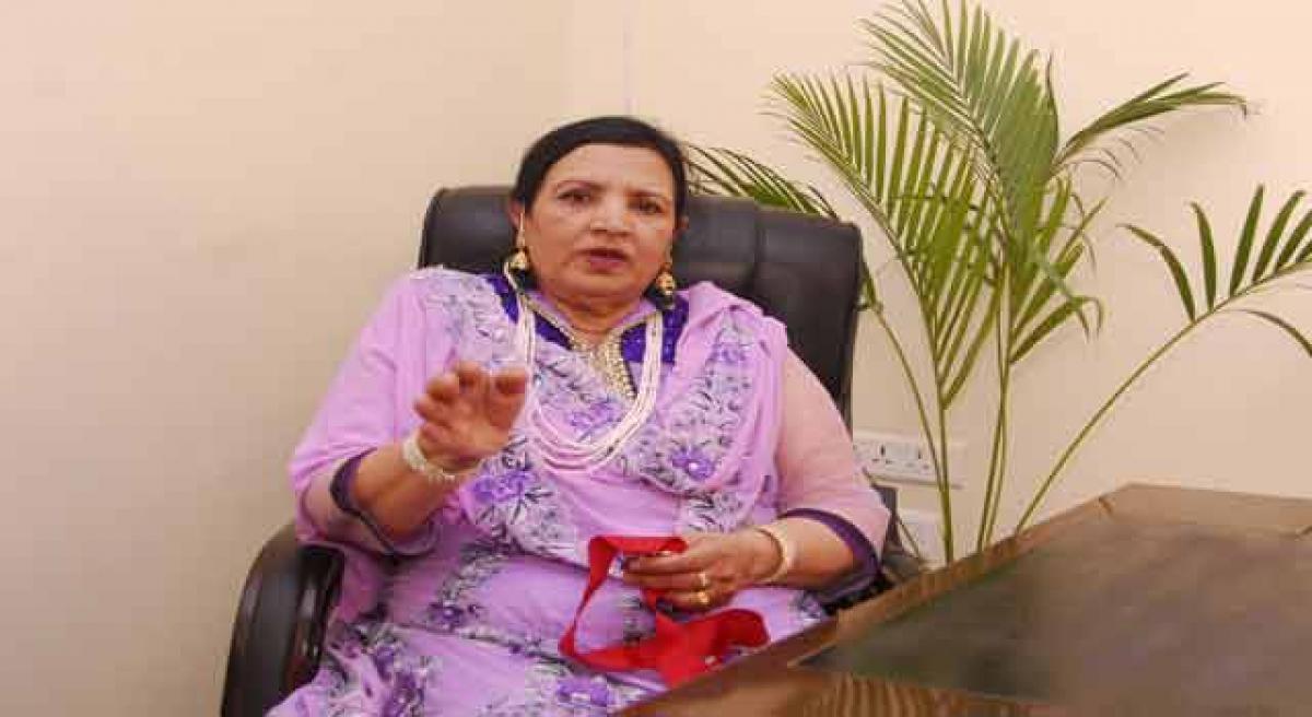 Fear not failure: Saleha Jaffer