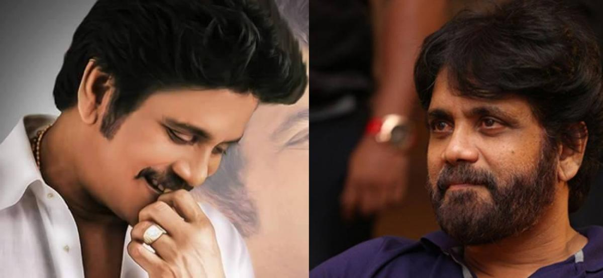 Nag is a ghost in Raju Gari Gadhi 2