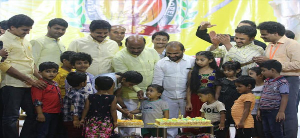 Minister's plea to Singapore Telugus