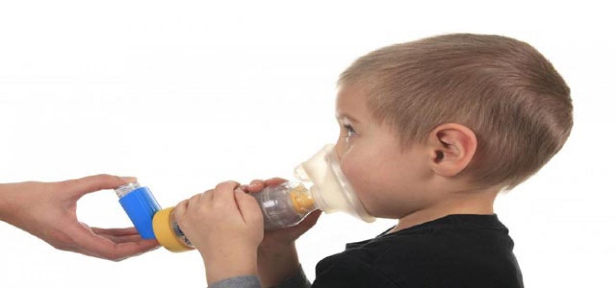 Heartburn pills in pregnancy may trigger childhood asthma