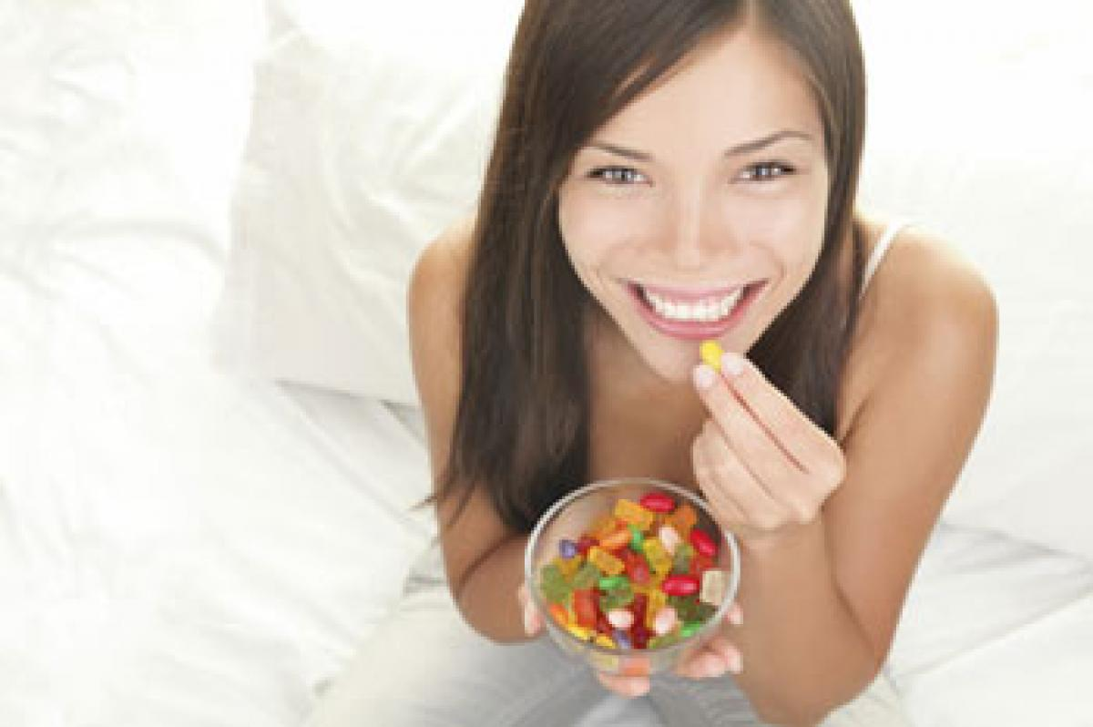 How sweets can help you stay in shape!