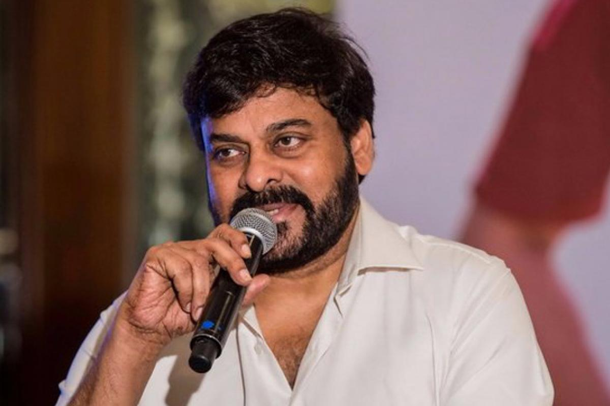 Chiranjeevi extends support to KVP Bill, says BJP will risk wipe-out
