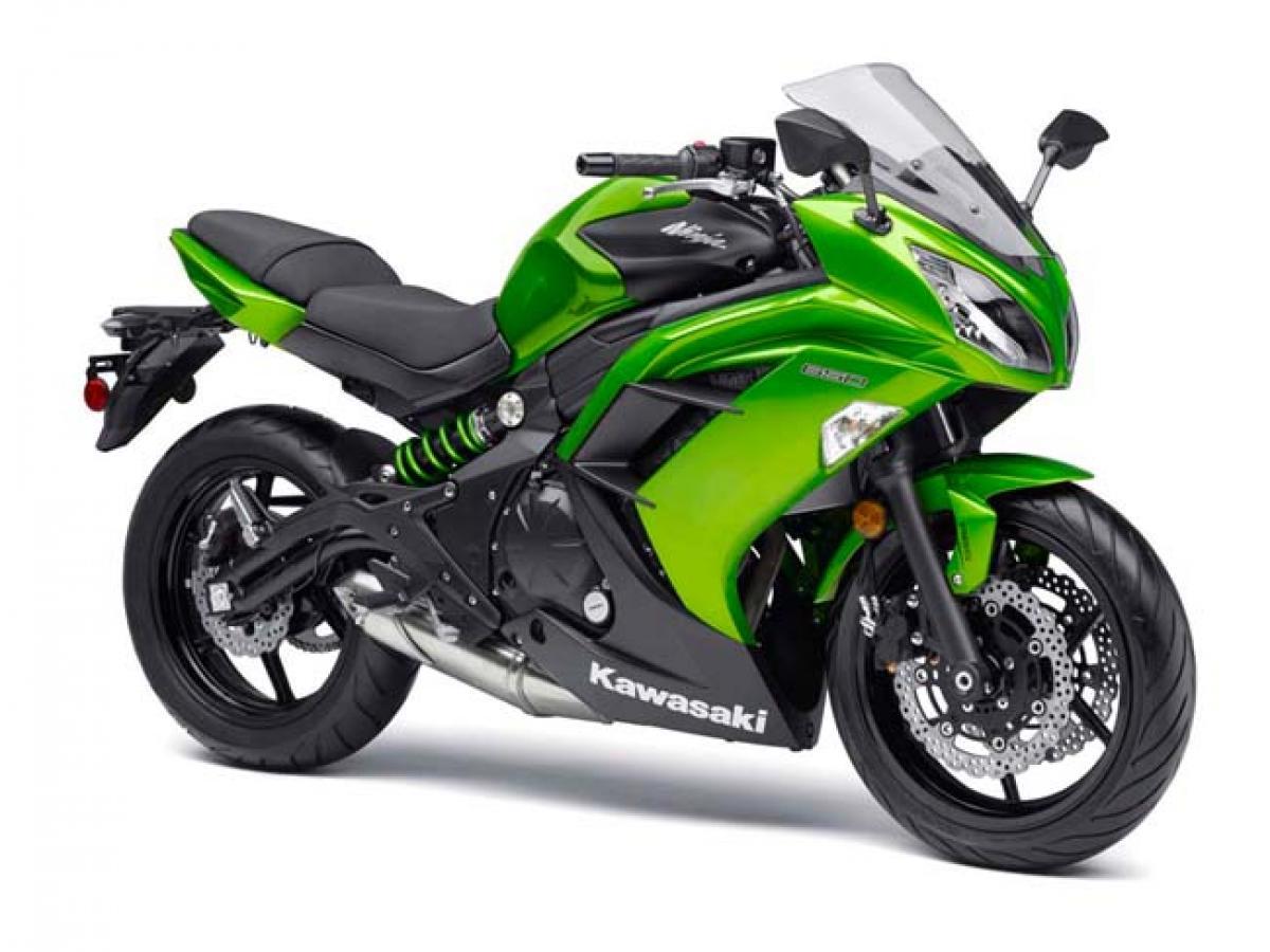 Hurray! Kawasaki Ninja 650 cheaper by Rs 40K,revised price 4.97 lakh