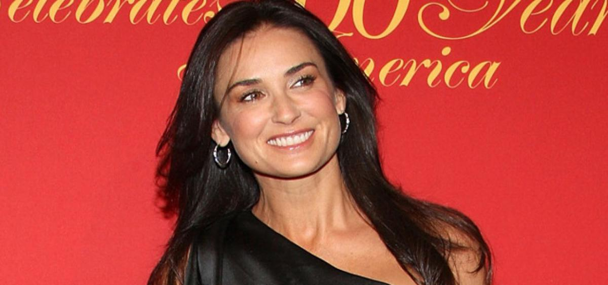 Demi Moore to promote Love Sonia in India