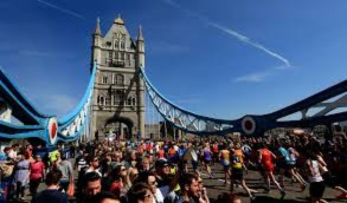 Indian origin woman runs London Marathon sans sanitary pad to end menstruation stigma