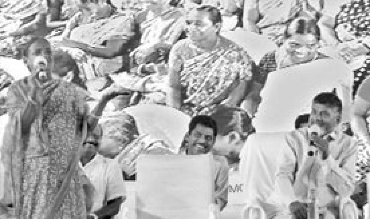 CM bats for women empowerment