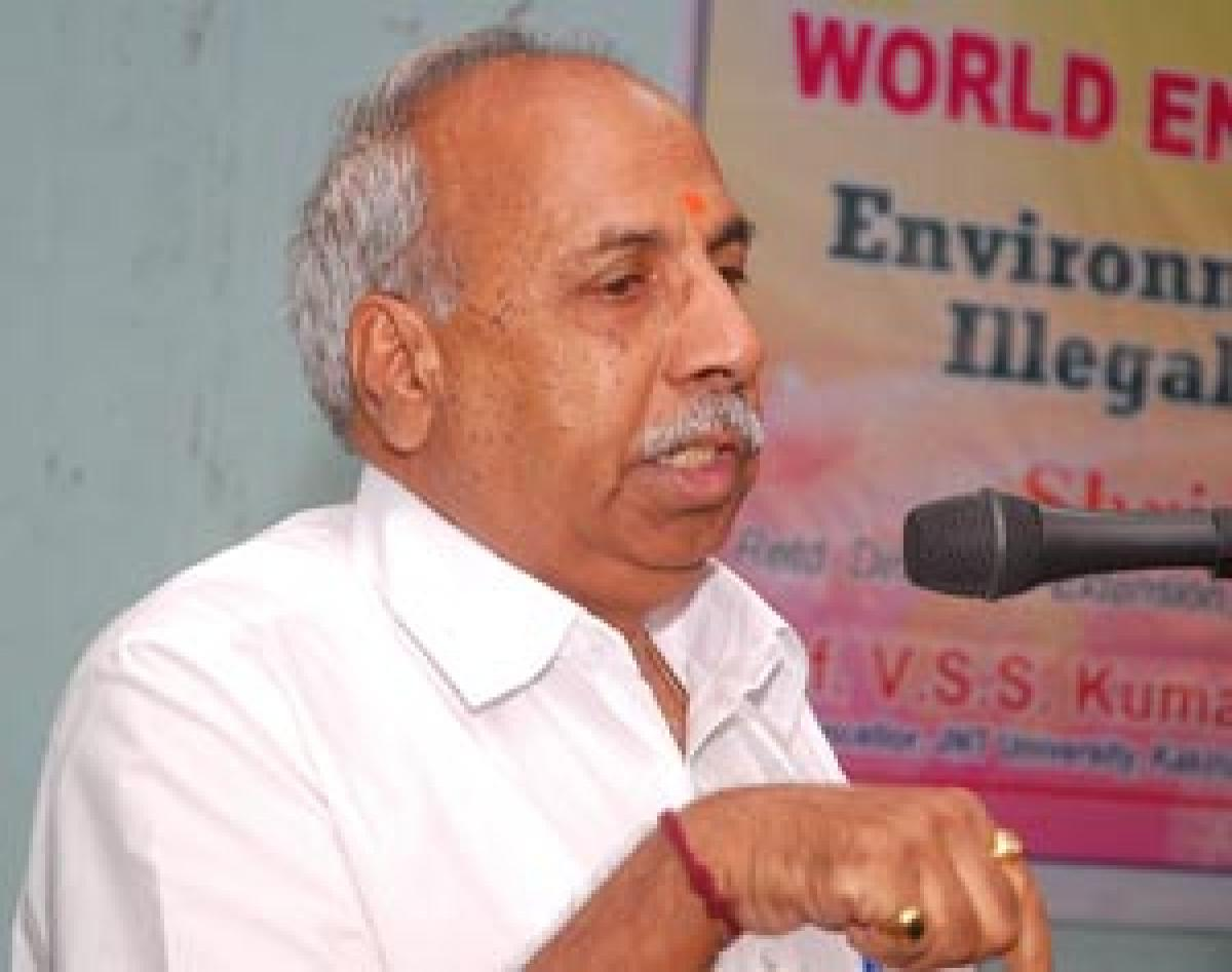Environmental challenges discussed