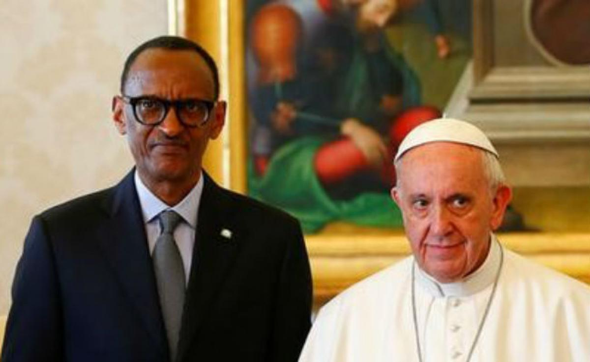 Pope Francis Apologises For Church