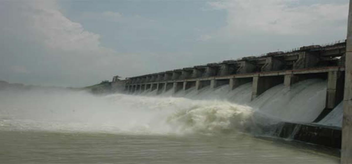 Hurdles halt progress of dam works