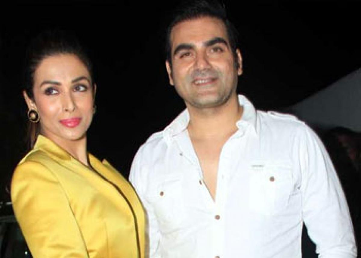 Silence is golden for Malaika Arora Khan on divorce rumours