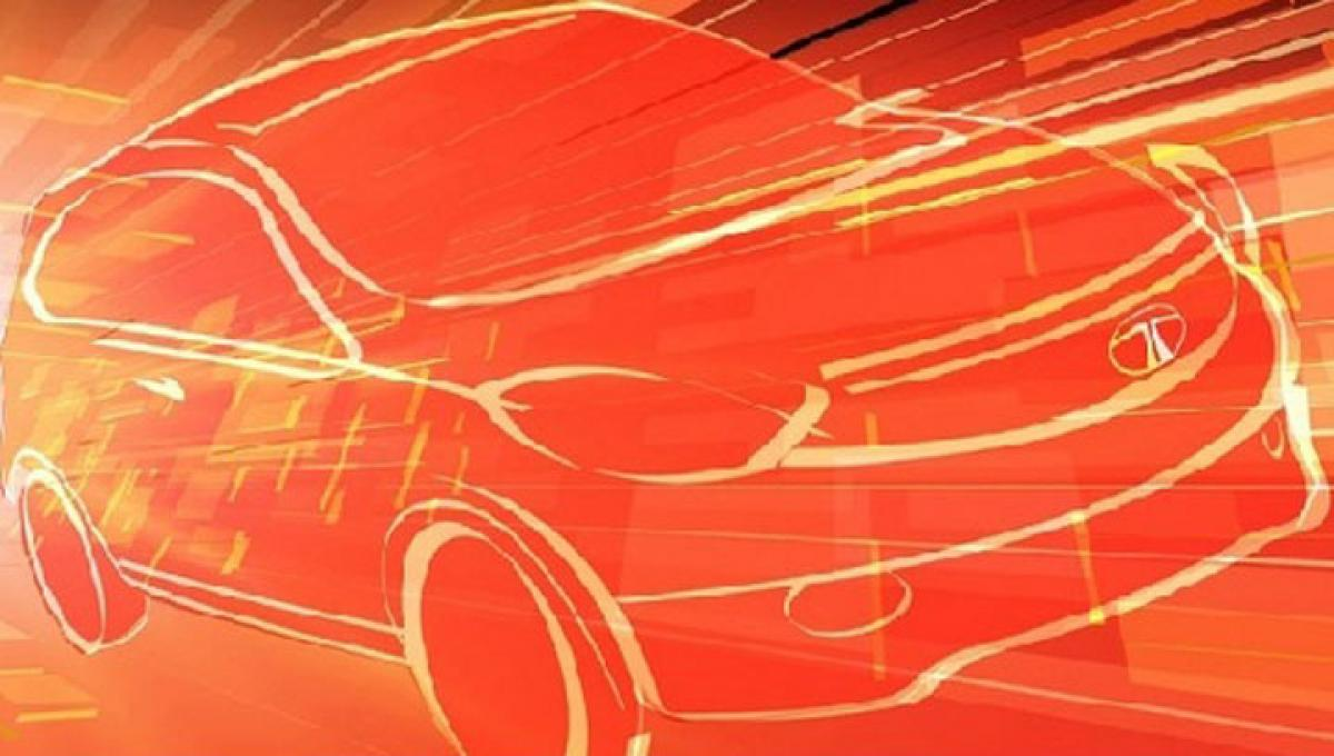 Tata releases the official Kite hatchback sketch