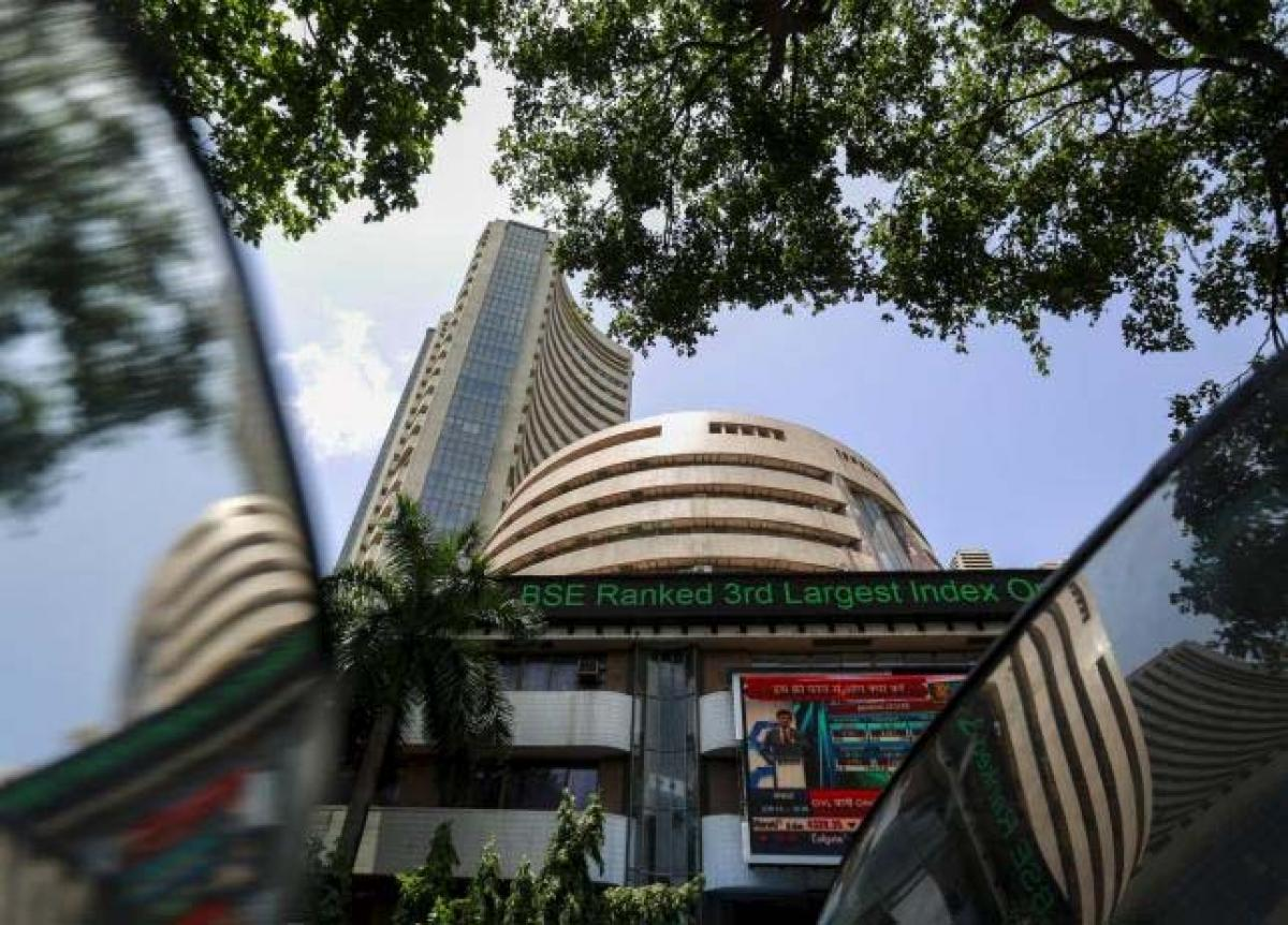Sensex plunges over 300 points in early trade