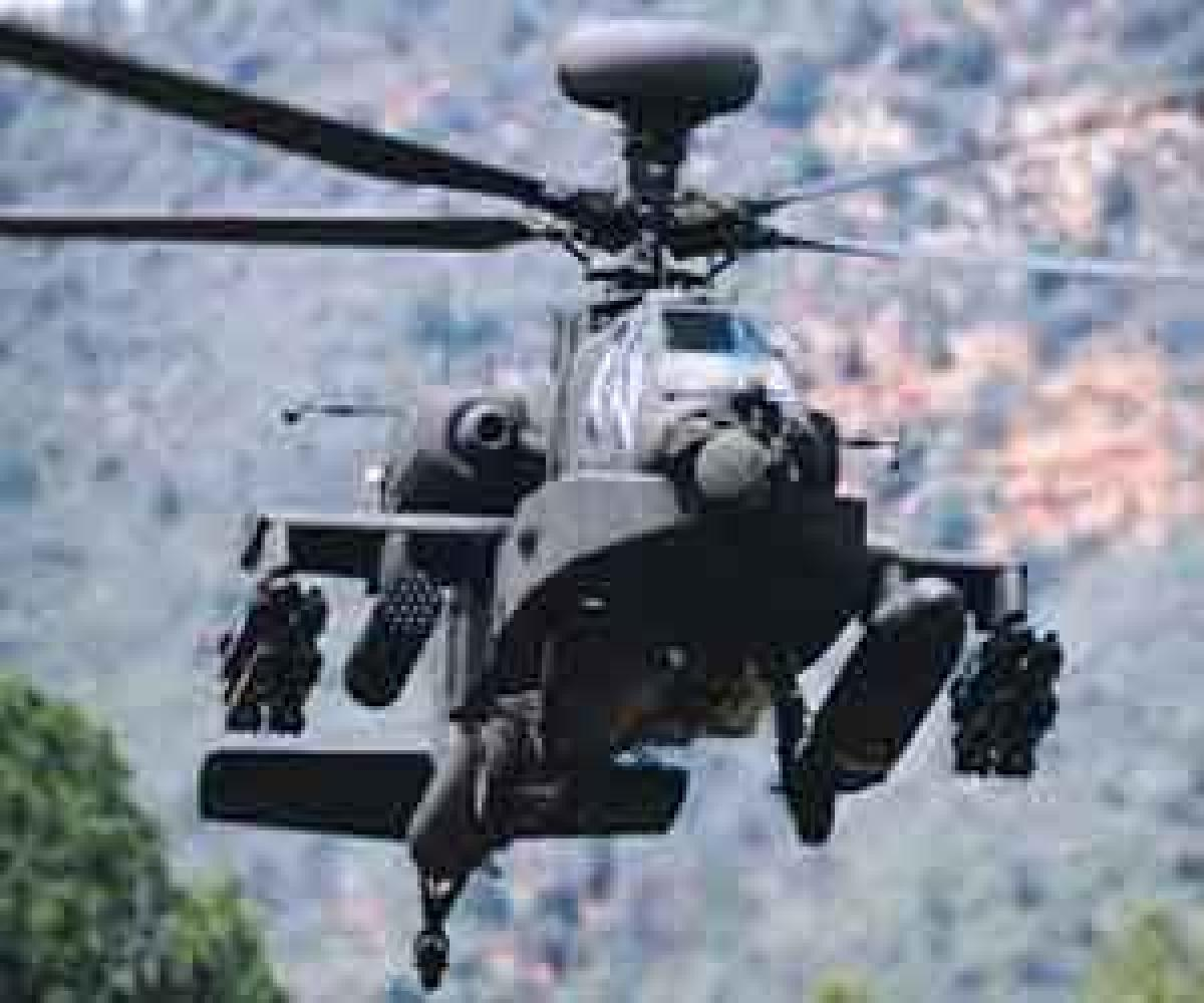 Boeing, Tata to make fuselage of Apache copter near Hyderabad