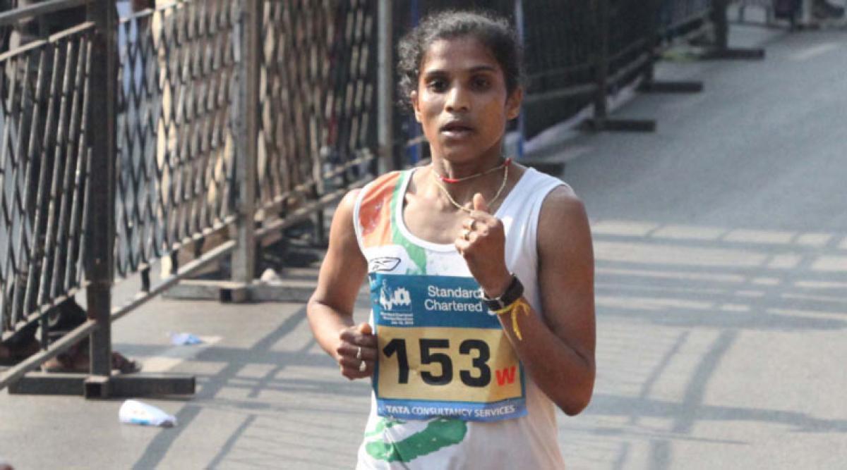 Marathon runner Jaishas coach clarifies claims on not providing refreshments