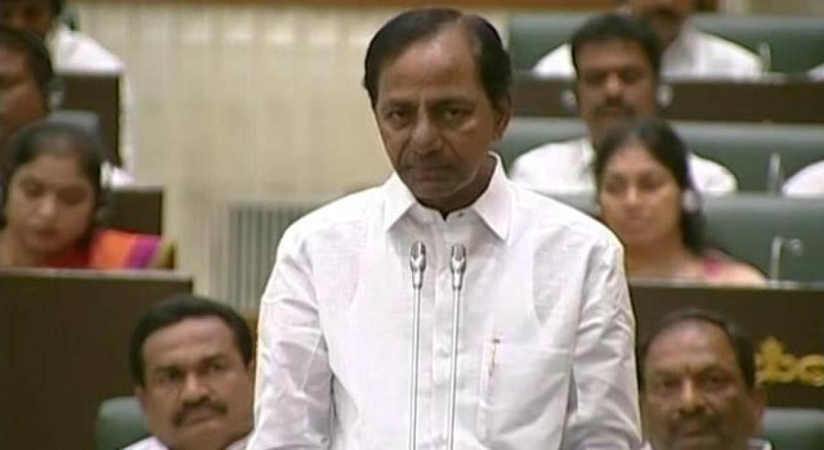 KCR to mobilise support from national leaders