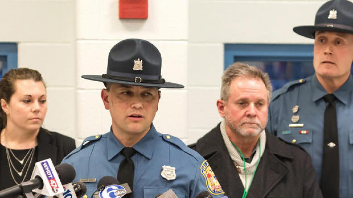 Five hostages taken, one released at Delaware prison