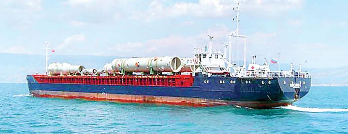 Coastal shipping of cargo  to save 40k cr: Govt