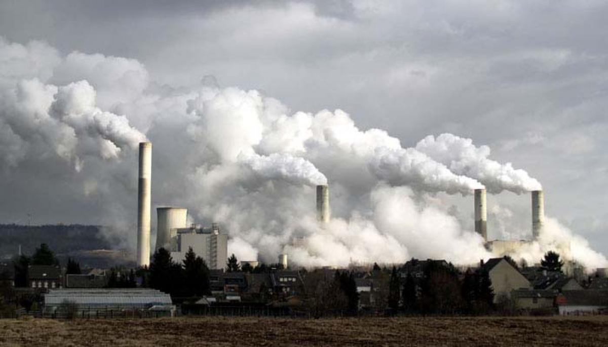 Air pollution may increase Alzheimers risk
