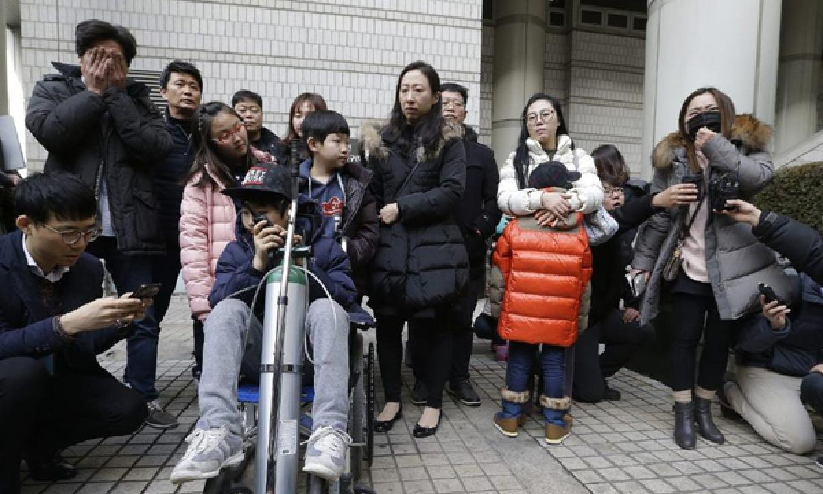 South Korea jails man behind 100 deaths from toxic humidifier