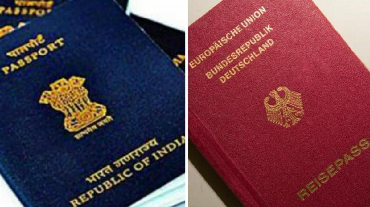 Worlds Most Powerful Passports: Germany tops the list, India ranks 78th
