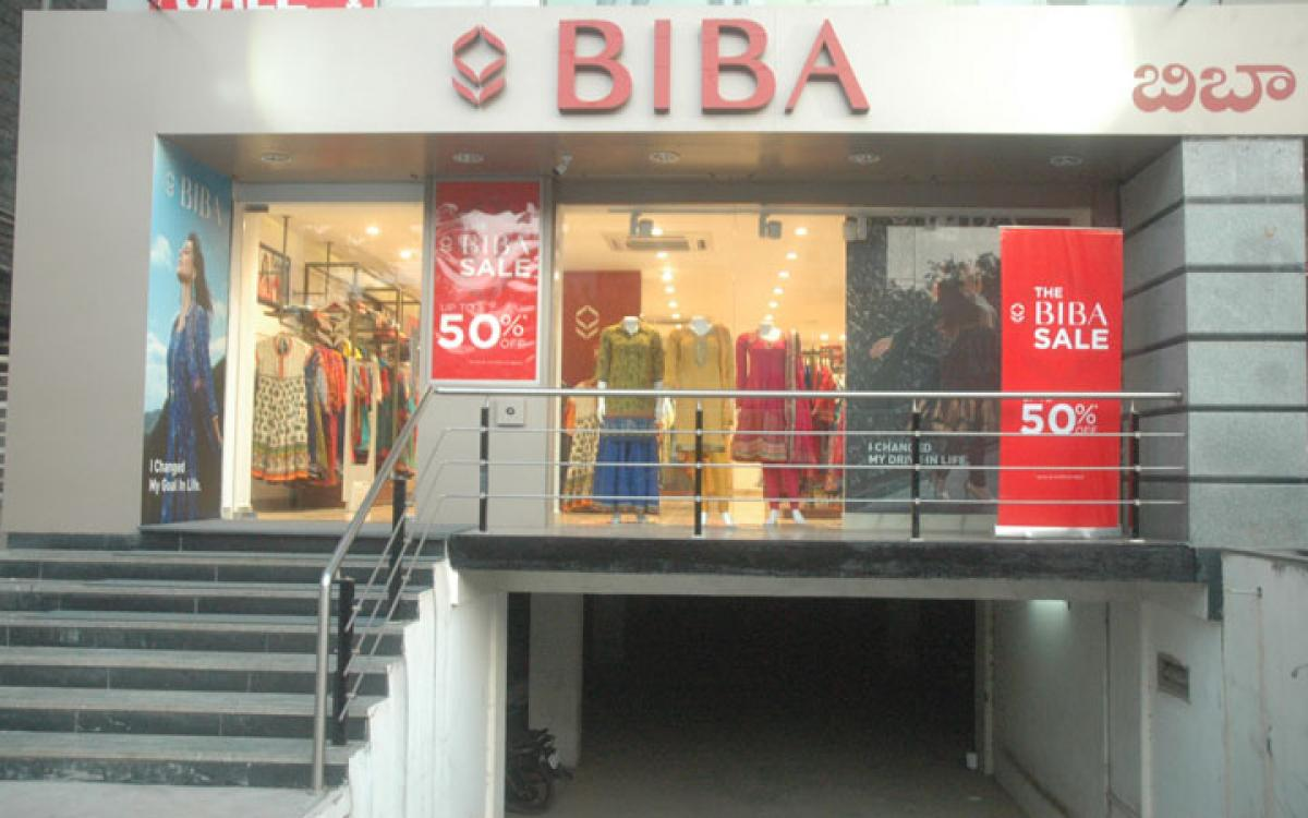 Biba opens new outlet in Andhra Pradesh