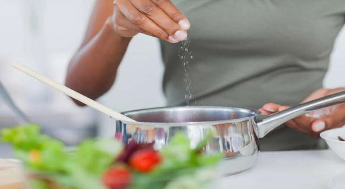 Eating less salt may not lower your Blood Pressure