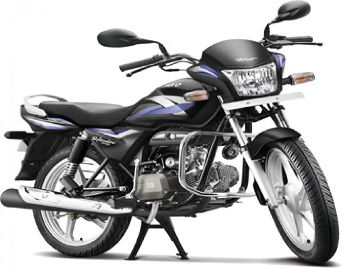 Hero MotoCorp Splendor Pro bike launched at 46,850