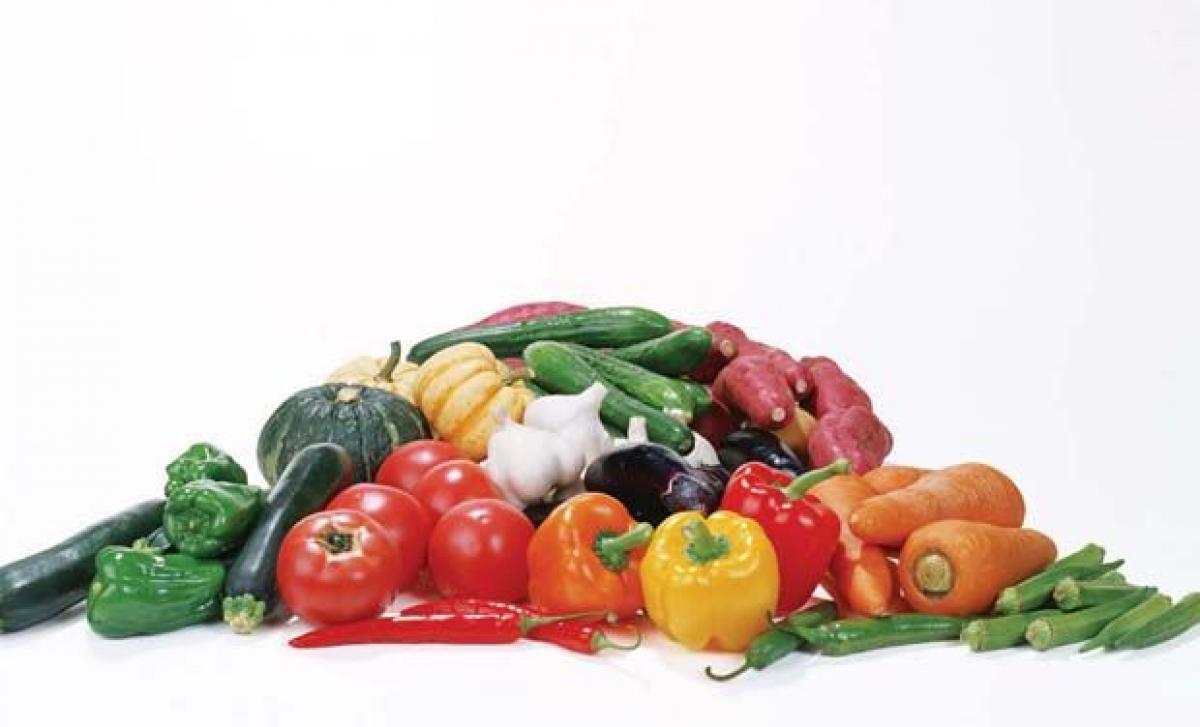 Cut starchy veggies to lose weight
