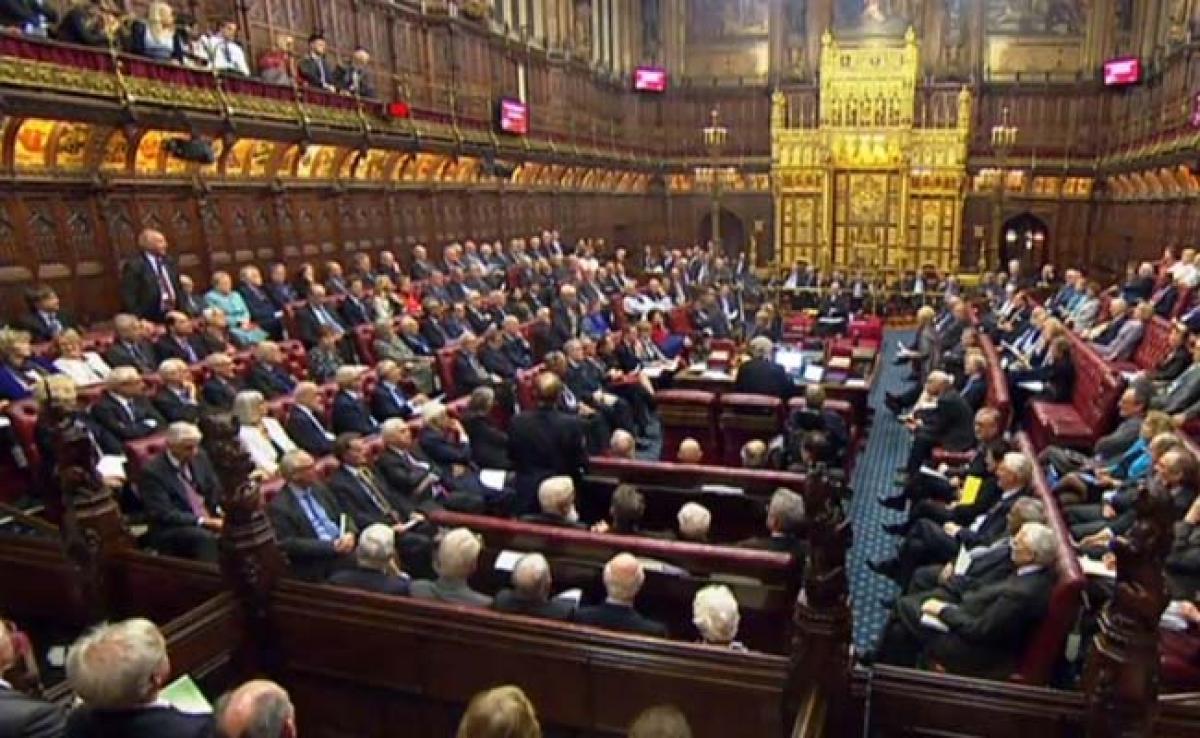 UK Parliament Backs Brexit Bill As Scotland Bids To Break Away