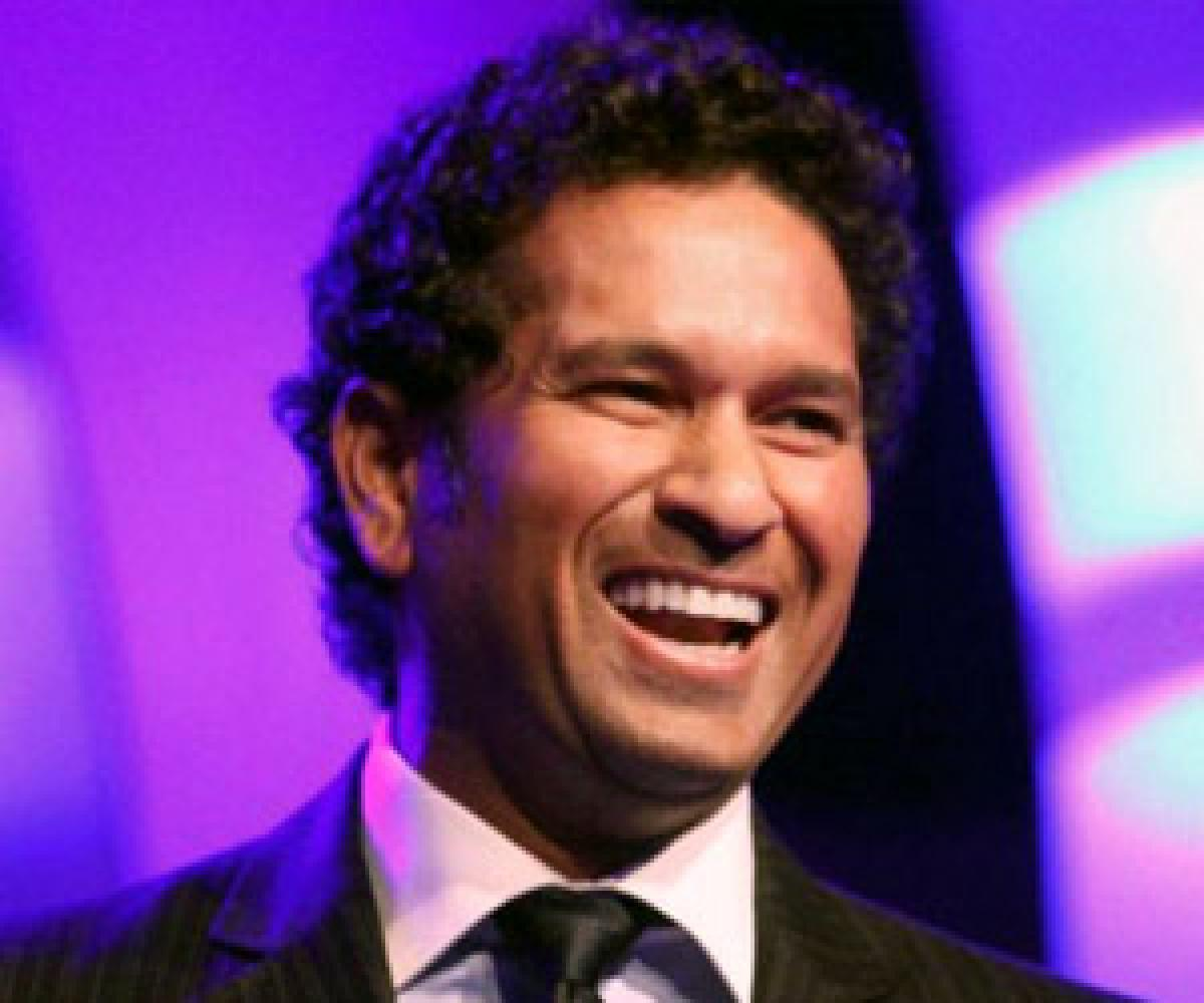 It would be dream come true to see Americans carrying India made phone: Tendulkar