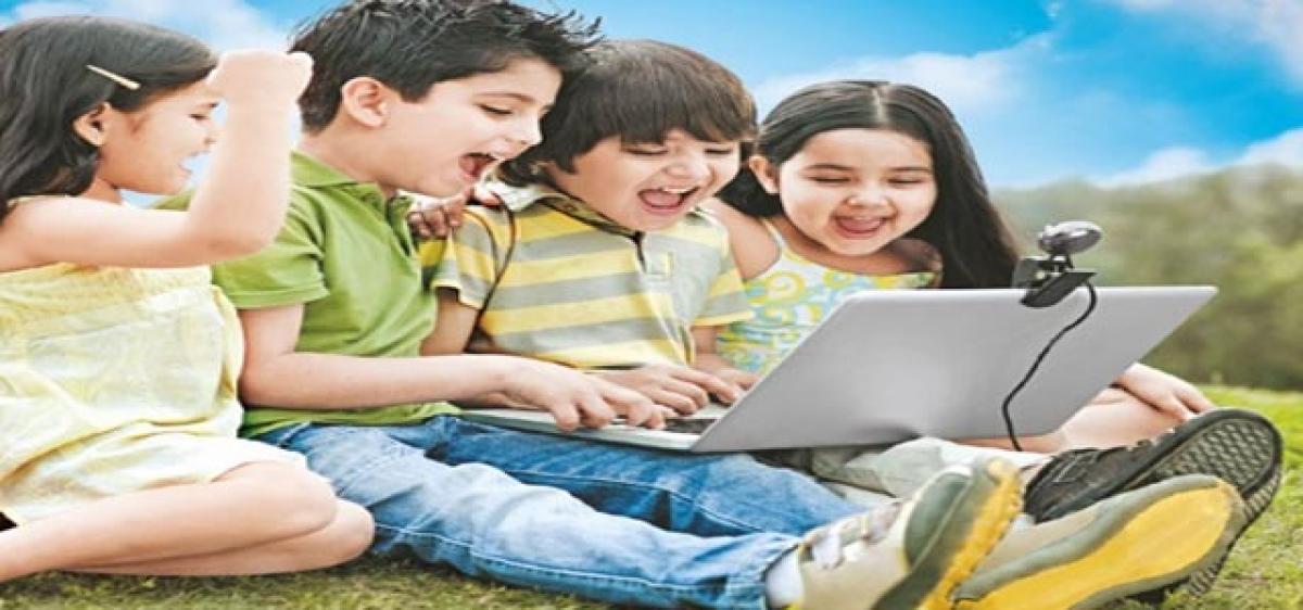 Telenor India's WebWise report reveals Internet habits of schoolgoing children