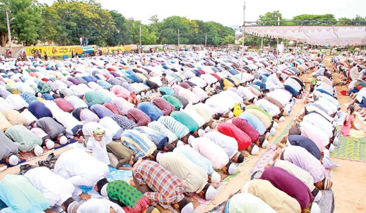 Ramzan celebrated with gaiety