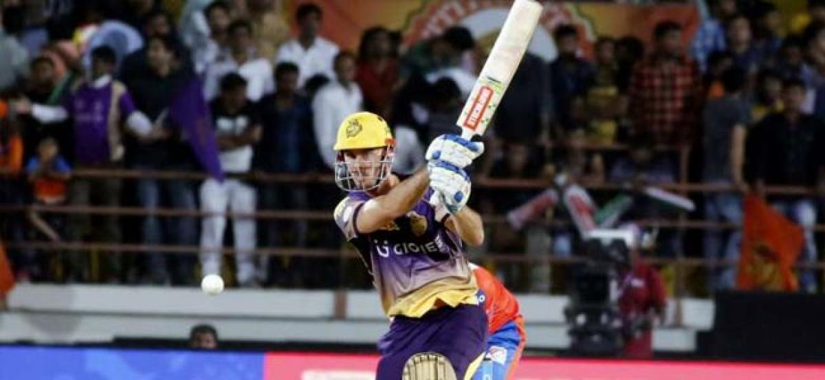 IPL-10: Opener Lynns injury continues to worry KKR