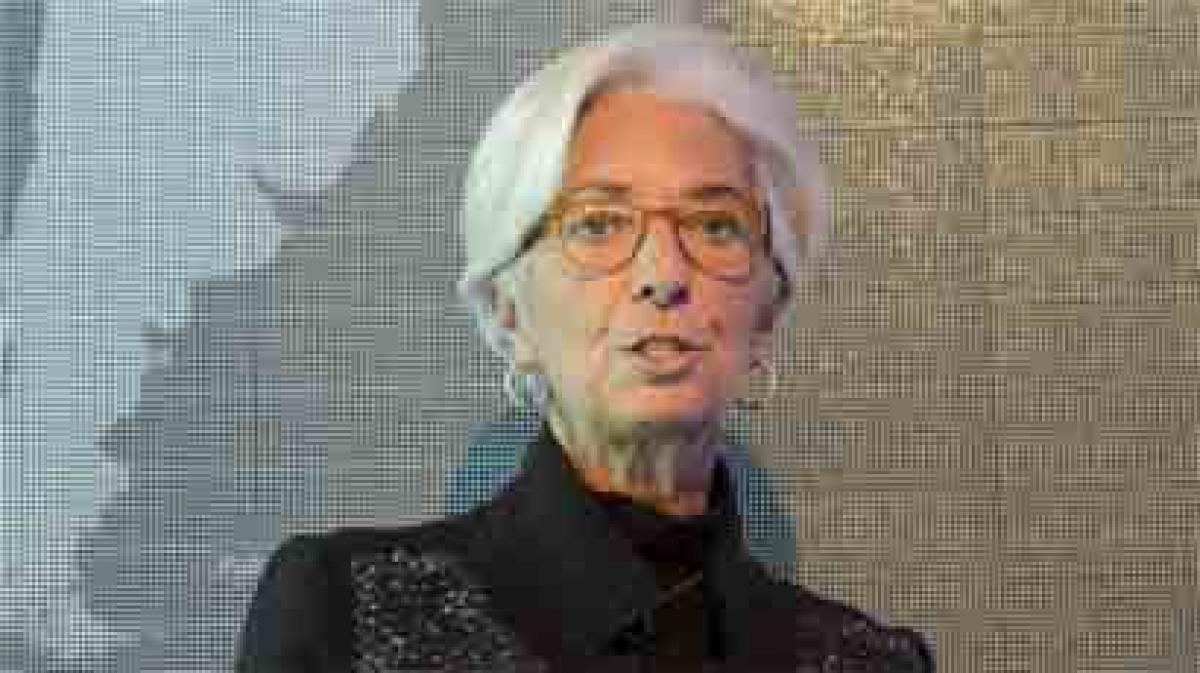 IMF opens search for top job, Lagarde offers to serve again
