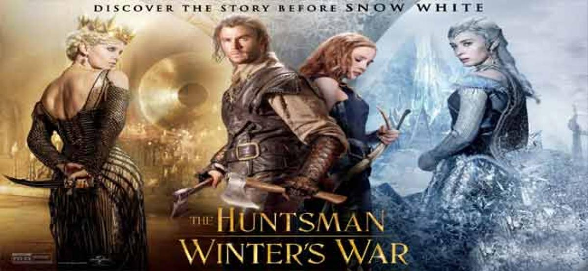 Move Review: The Huntsman: Winters War not appealing enough