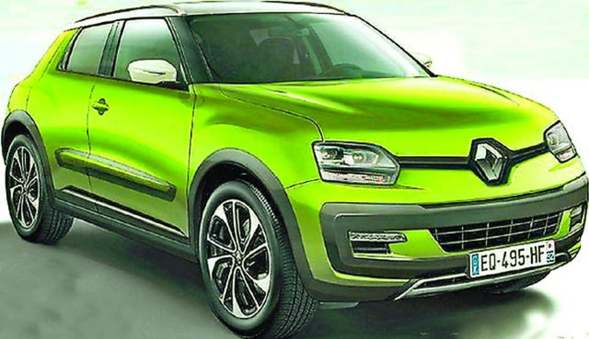 Renault developing new compact SUV for 2017 launch