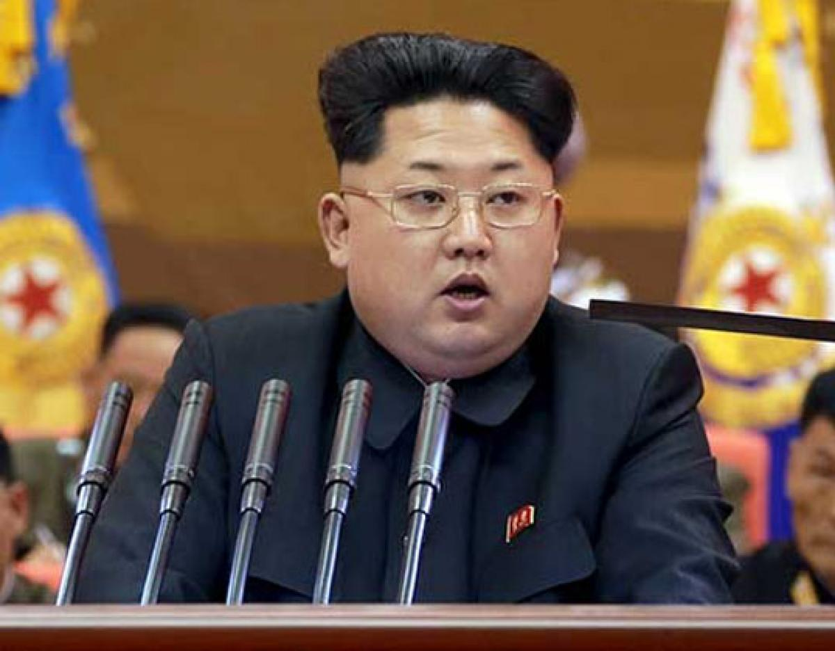 North Korea Leader Says Forces ready to fight any war with US