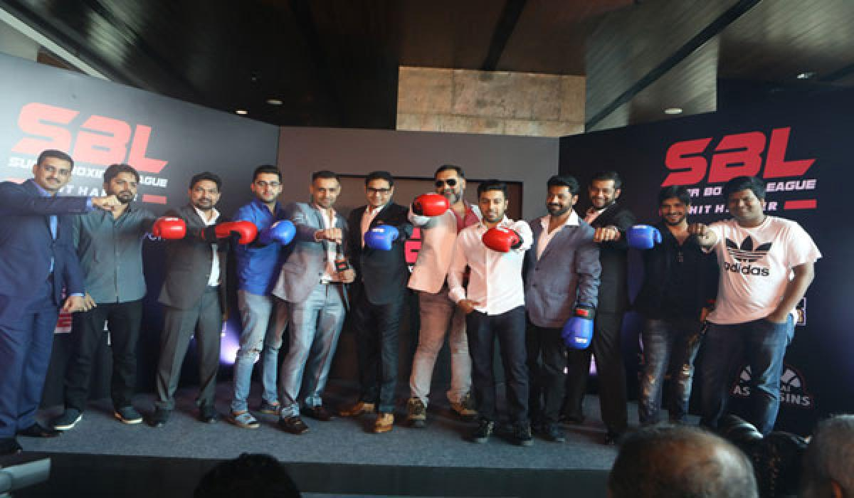 Amir Khans Super Boxing League ties-up with PBOI
