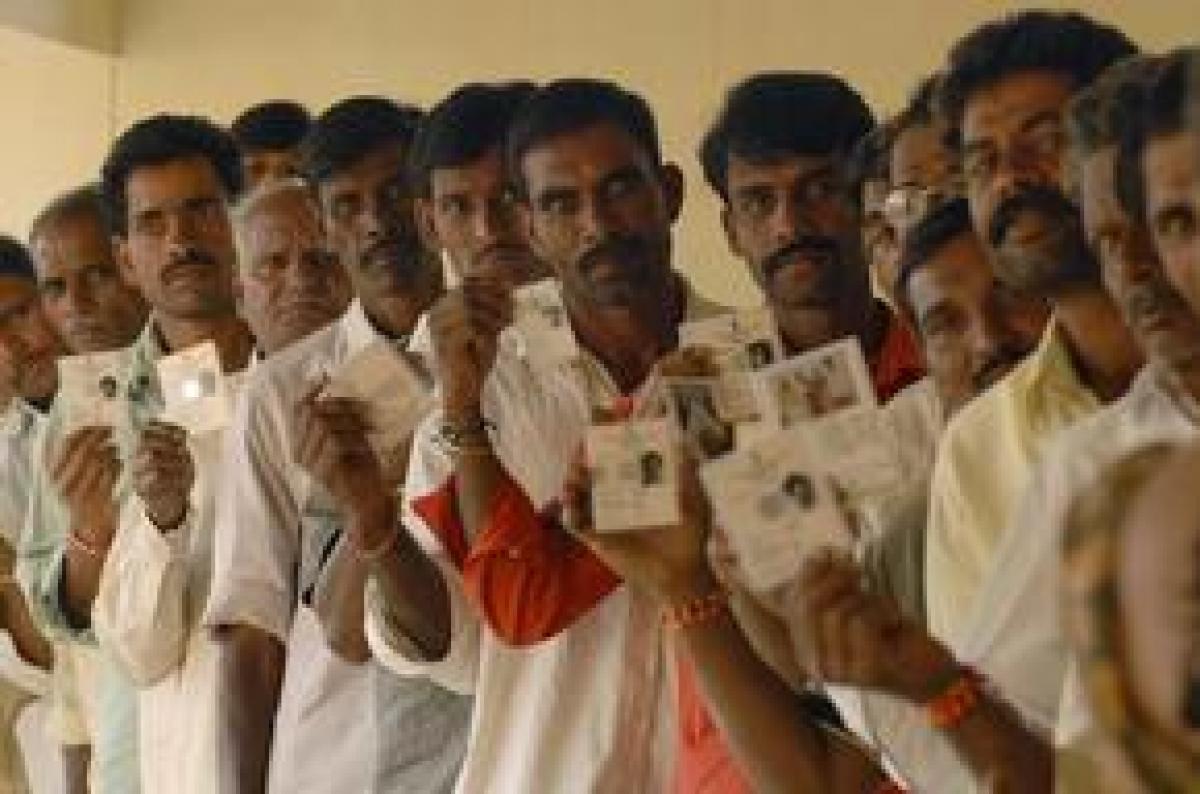 Telangana bypoll: Voting begins for Palair seat