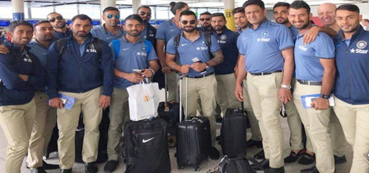 Twinkling Indian Cricket Stars