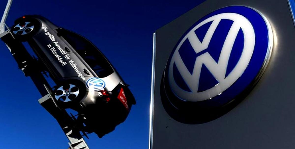 5,906 Volkswagen cars with defective batteries recalled in China